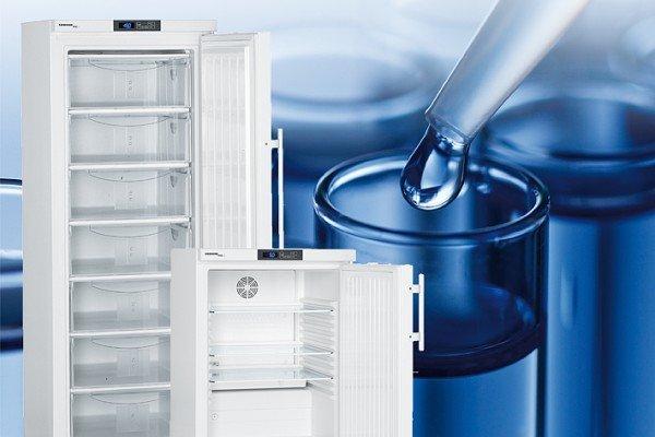 Laboratuvar Tipi Buzdolabı ve Derin Dondurucular