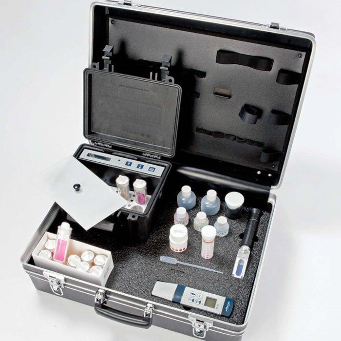 Su Analizleri İçin Test Kitleri