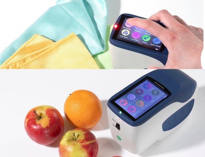 Kaplama, Plastik, Gıda ve Tekstil Ürünleri için Spektrofotometrik Renk Tayin Cihazları